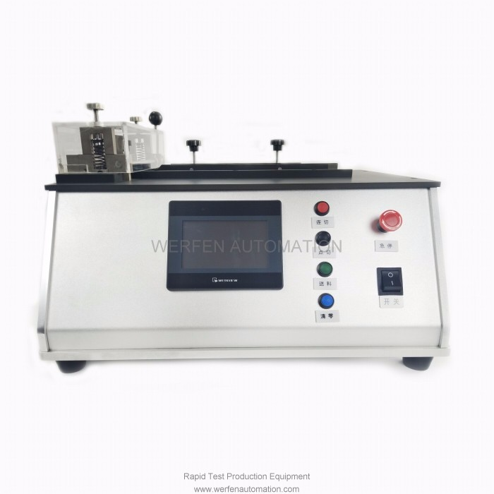 High Speed Rapid Test Strip Cutter