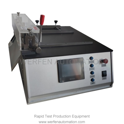 Raw Materials Guillotine Cutter
