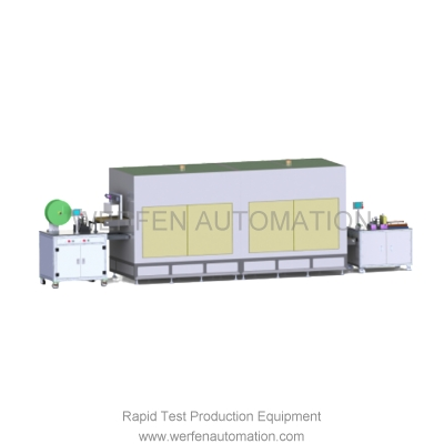 Sample Pad Treating and Drying Machine