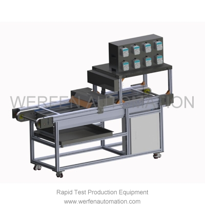 Automatic Sample Pad Reagent Treating Machine