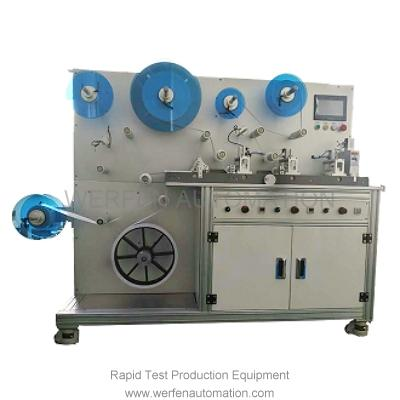 Reel to Card Laminating Machine